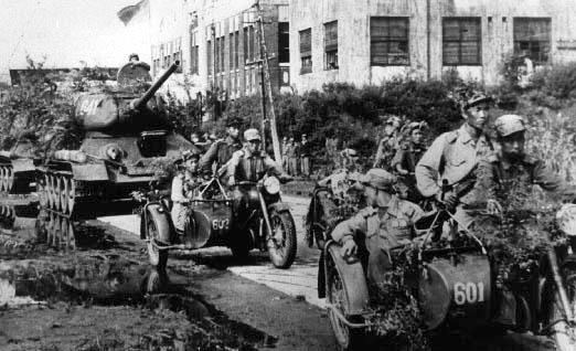 กองกำลังทหารไทยในเกาหลี ตอนที่ 4